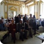 Luigia Melillo e l'Assessore Antonella Di Nocera con alcuni ospiti del convegno
