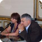 Clara Montella e Marcello Aprile