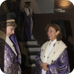 Il Senato accademico: le professoresse Elda Morlicchio e Rossella Ciocca