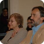 Elda Morlicchio e Carlo Vecce