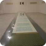Mostra -  Estetica e tecnica: l'arte calligrafica di Sun Xiaoyun a Napoli