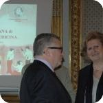 Giuseppe Novelli, Luigia Melillo e Lida Viganoni