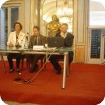 Da sin.: Pagano, Amitrano, Campione