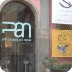 L'ingresso del PAN - Palazzo delle Arti