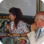 Rossella Pannain e Domenico Silvestri