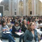 Il pubblico presente nella Basilica di San Giovanni Maggiore