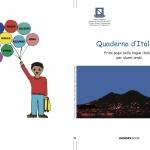 Quaderno d'italiano per alunni arabi