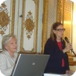 Lida Viganoni e Lucia Caterina