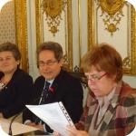 Amneris Roselli, Giorgio Amitrano, Michaela Böhmig