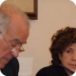 Francesco Bruni e Rita Librandi