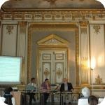 Sala delle Conferenze, apertura dei lavori