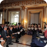 Il discorso d'apertura del Rettore Lida Viganoni