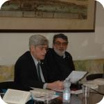 Carlo Sbordone e Massimo Marrelli
