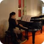 Villa Pignatelli - Sun Yu al piano