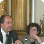 Mirko Tavoni e Rita Librandi
