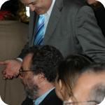 Roberto Tottoli, Michele Bernardini e Giorgio Banti
