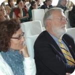 Wayne Wiegand tra il pubblico