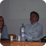 Nadia Matarazzo e Fabio Amato