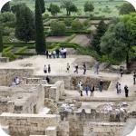 Scavi di Madinat-al-Zahra 2