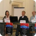 Giovannella Fusco Girard, Jacques Moeschler e Giuseppe Cataldi