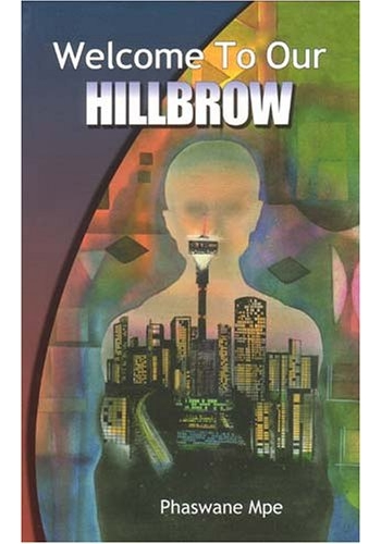 La copertina di Welcome to Our Hillbrow