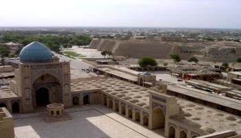 Bukhara, Madrasa Mir-i Arab
