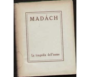 La copertina dell'opera di Madách