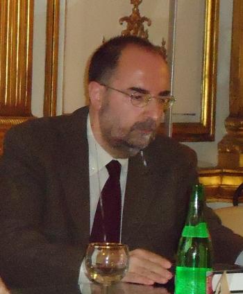 Riccardo Contini (Fonte: Web Magazine L'Orientale)