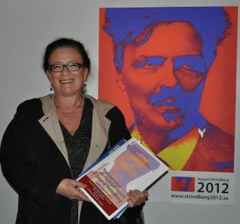 L'Ambasciatrice di Svezia Ruth Jacoby