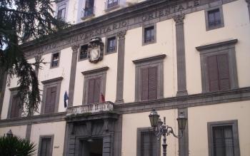 Palazzo Giusso, la facciata