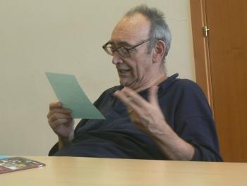 Il professore Massimo Bonfantini