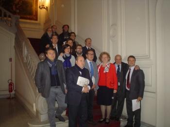 I partecipanti al Corso