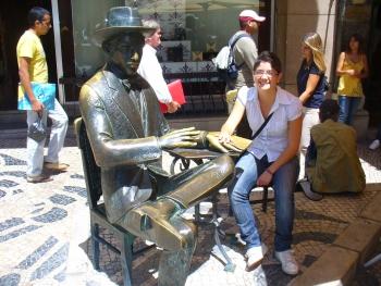 Maria Grazia Severino e Pessoa