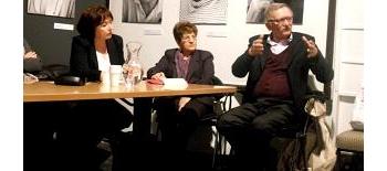 Stefanella Campana, Maria Donzelli, Vittorio Dell'Uva