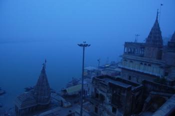 Alba sul Gange (Foto di Marco Ponticiello)