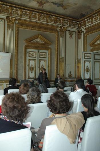 Apertura dei lavori: Elda Morlicchio e Biagio Forino