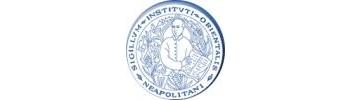 """Sigillo dell'Università degli studi di Napoli """"L'Orientale"""""""