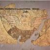 Affresco di uno Stupa a Miran (Fonte: M.Yaldiz, Archäologie und Kunstgeschichte Chinesisch-Zentralasiens - Xinjiang).