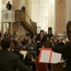 Il M° Riccardo Muti durante la Lectio Magistralis
