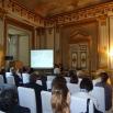 La Sala delle Conferenze di Palazzo Du Mesnil