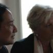 I due Rettori: Cao Deming e Lida Viganoni