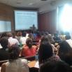 Il professore Huang Weiping e gli studenti dell'Orientale