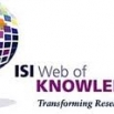 Logo dell'ISI Web of Knowledge