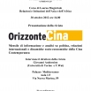 Locandina dell&#039;evento