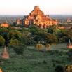 Panorama di Bagan