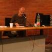 Un momento della lecture (Fonte: Vito Campanelli)