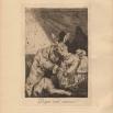 Francisco Goya, ¿De que mal morira? (Capriccio nr.40), 1799