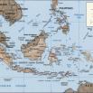 Carta Geografica dell'Indonesia