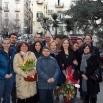 Eleonora De Prospo e famiglia - Il giorno della Laurea