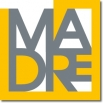 Logo del Museo MADRE (Fonte: http://www.comune.napoli.it/flex/cm/pages/ServeBLOB.php/L/IT/IDPagina/10867)